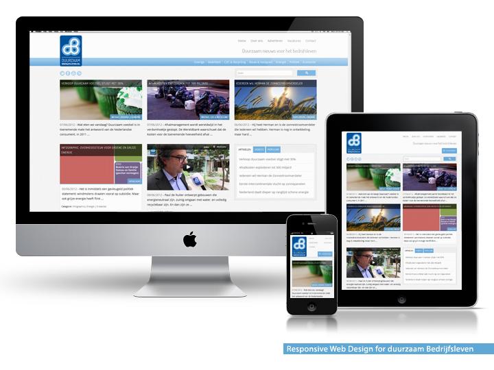 dB-responsive-design