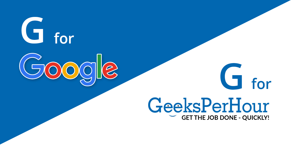 Fortune 500 company -  Google and Geeks Per Hour