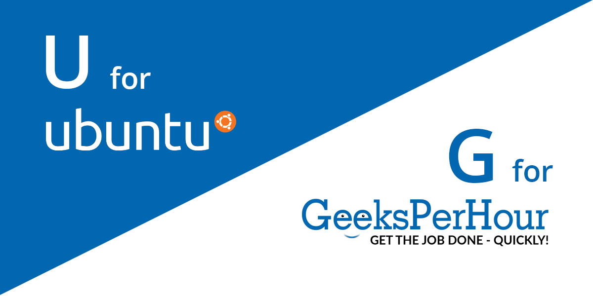 Fortune 500 company -  Ubuntu and Geeks Per Hour